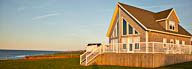 Your PEI Vacation offers Gentle Island Beachfront cottagte rental that sleeps 11
