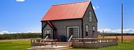 New Leaf Ocean Front Cottage in Seaview -  Prince Edward Island Rental