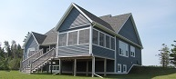 Waterfront Executive Vacation Rental PEI East