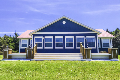 Beachfront PEI Luxury Cottage Rental